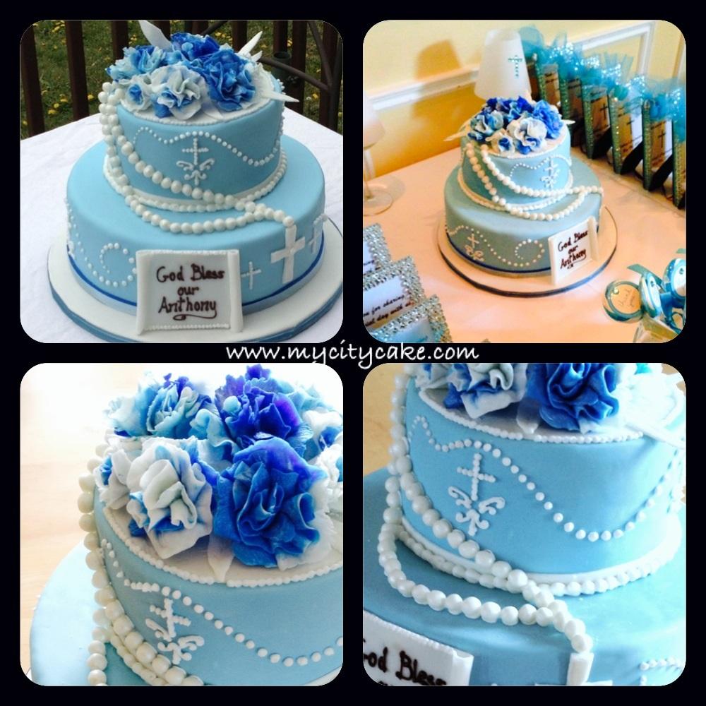 Confirmation Cake G 226 Teau De Ville