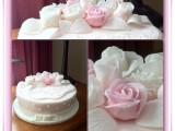 wedding shower cake montreal