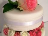 flower cake topper montreal