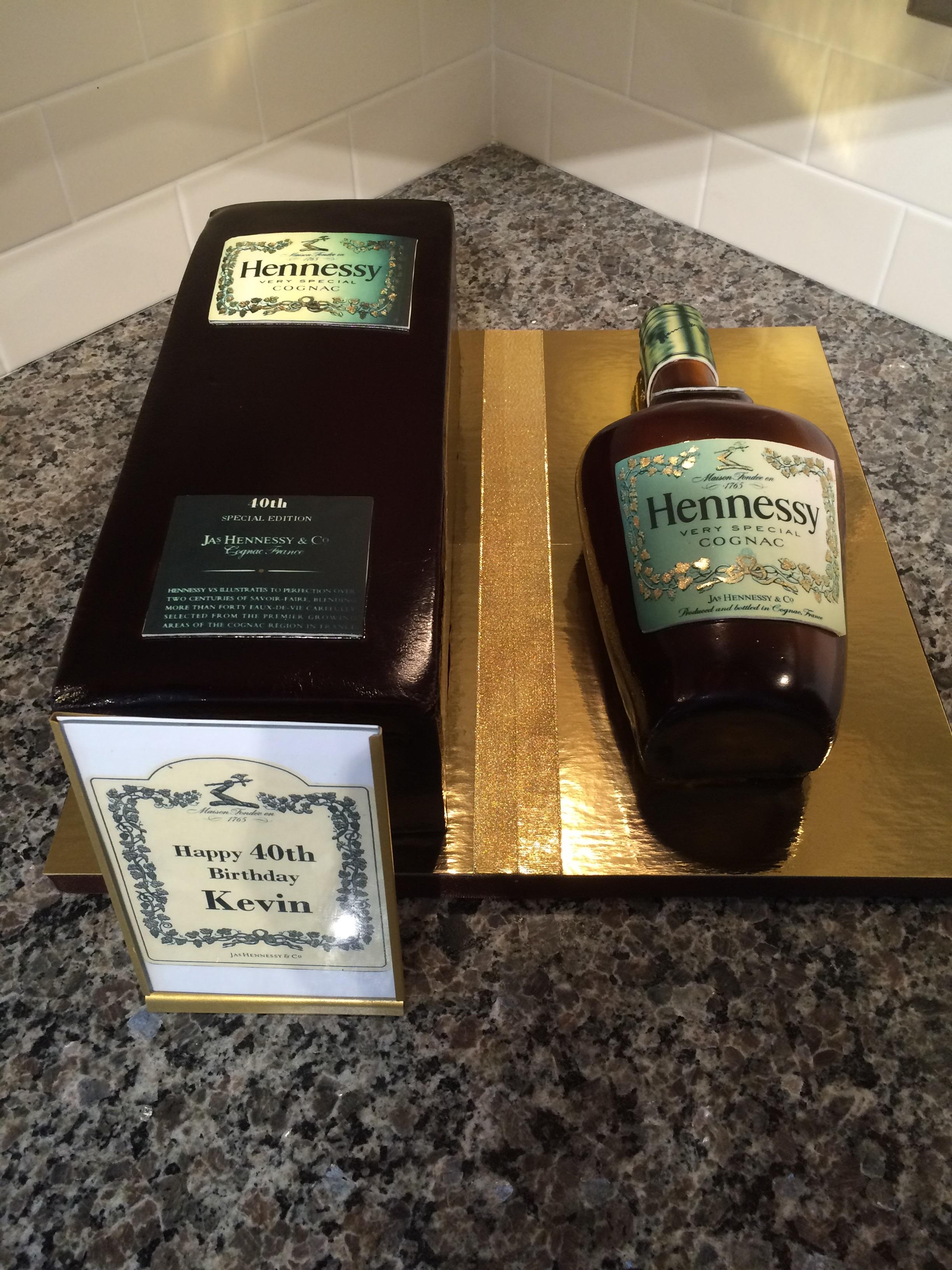 hennessey cake