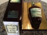hennessey bottle cake