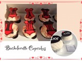 bachelorette cupcakes montreal