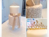 wedding cake montreal