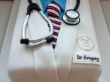 medical cake