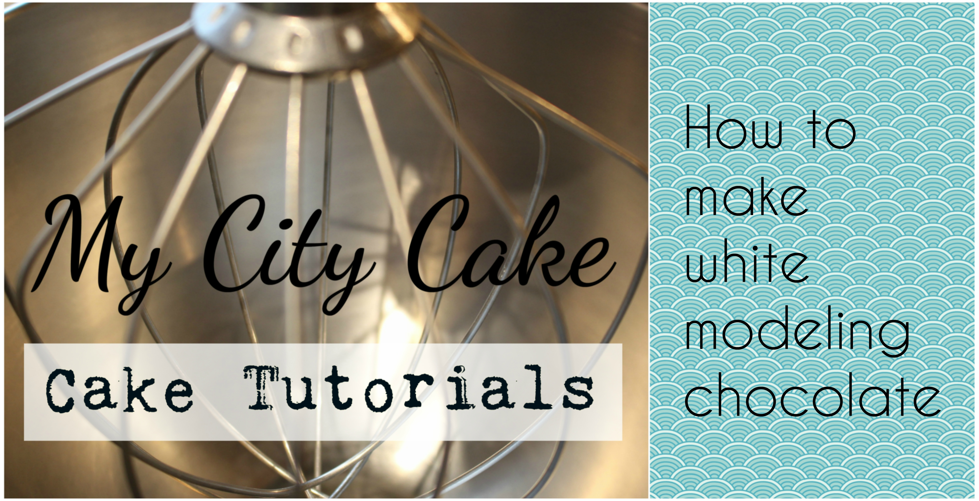 how-to-make-modeling-chocolate-thumbnail - Gâteau de Ville