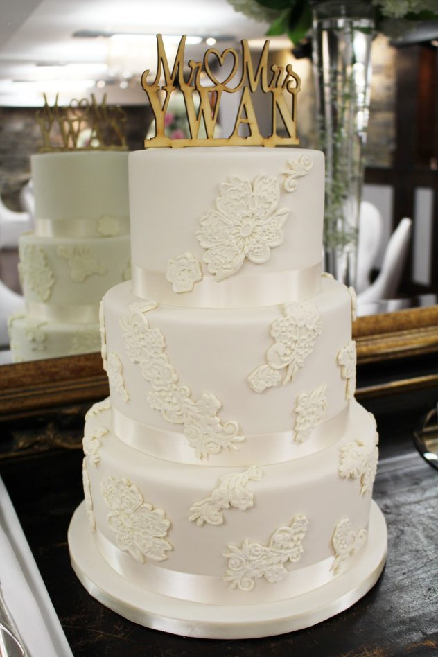 Request Quote for your wedding cake