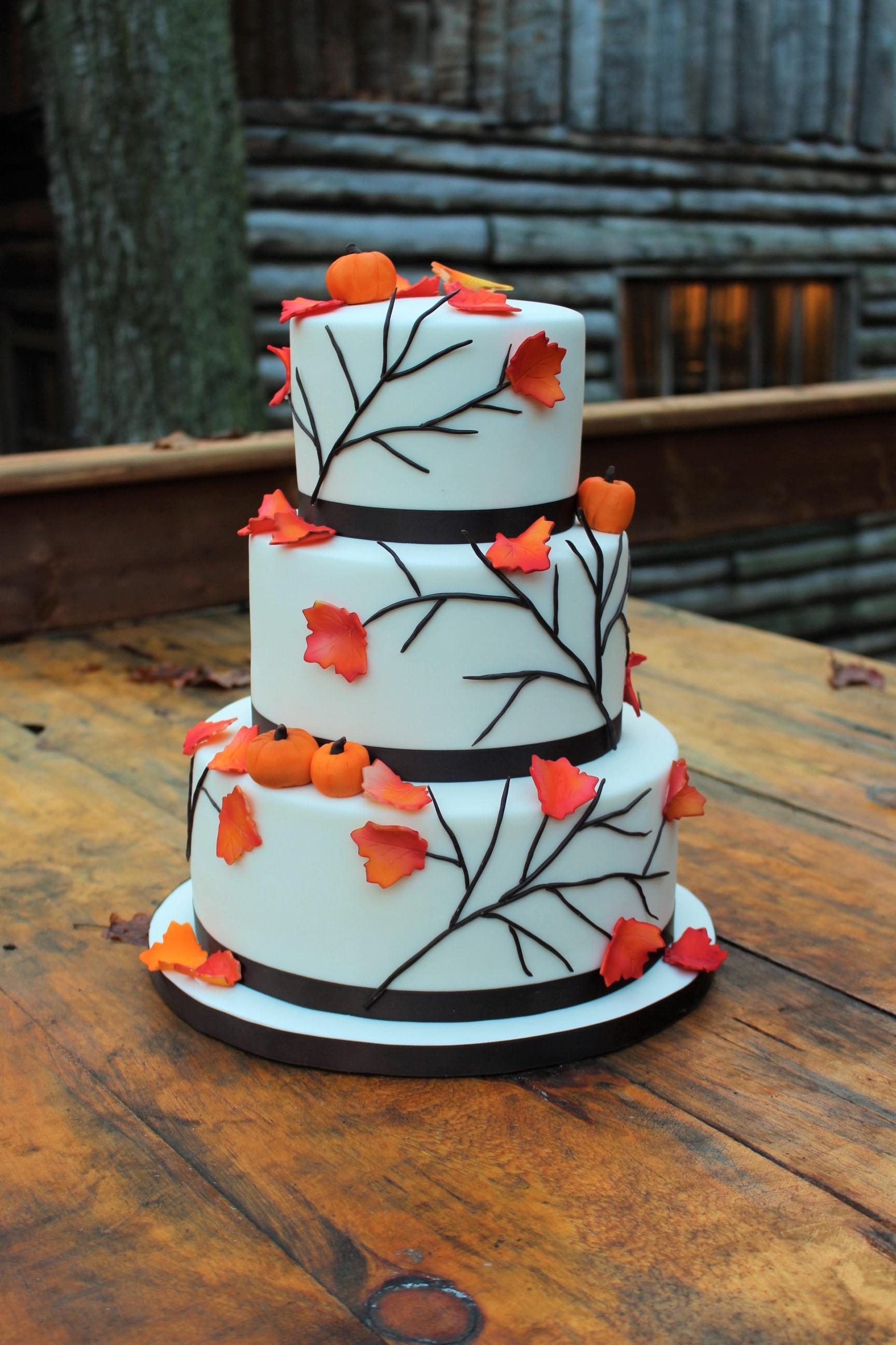fall-wedding-cake