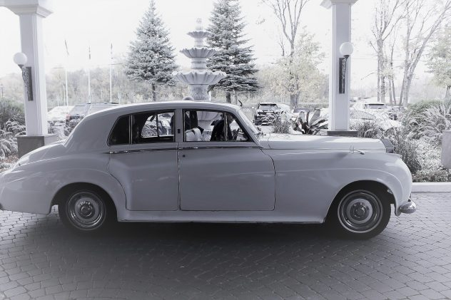 wedding car montreal
